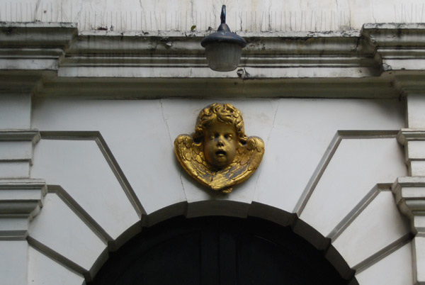 Doorway, St Anne and St Agnes