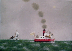 PURSUIT OF THE S.S. PAPA, 2004
