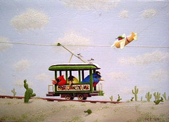 TWEETERVILLE TROLLEY, 2004