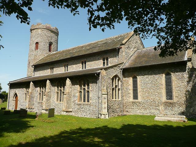 burnham norton church