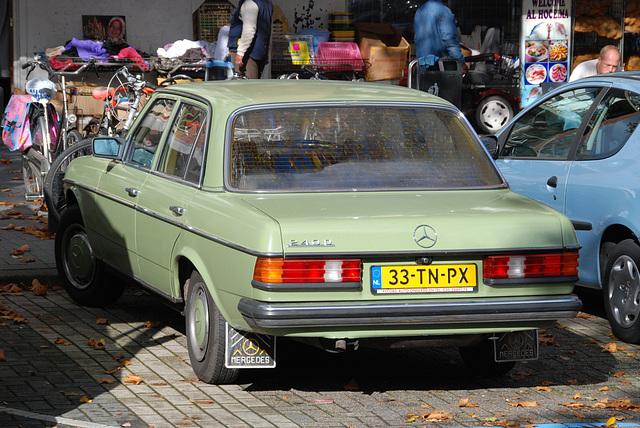 1979 Mercedes-Benz 240 D