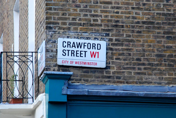 Crawford Street W1