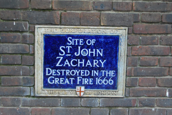 Site of St John Zachary