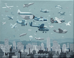 OVER THE CITY, 2008