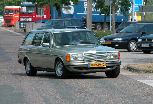 1980 Mercedes-Benz 300 TD Turbodiesel