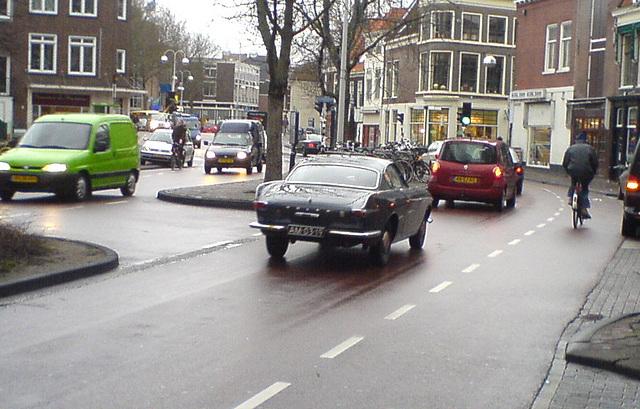 1963 Volvo P1800 S