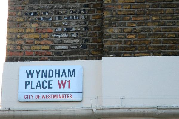 Wyndham Place W1