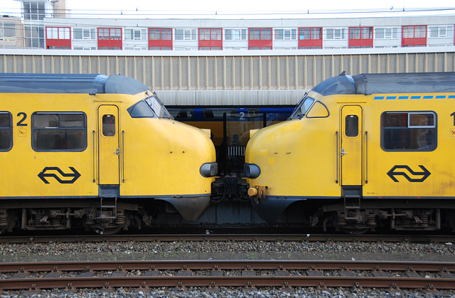 The 512 and 934 of the Dutch national railways