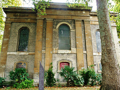 st.john the baptist, new north rd., hoxton, london