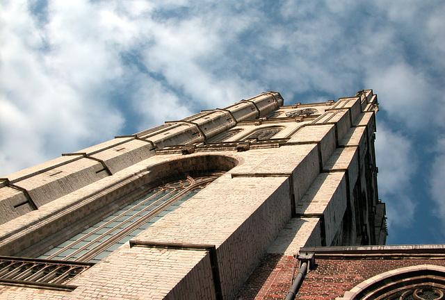Church tower of Den Briel
