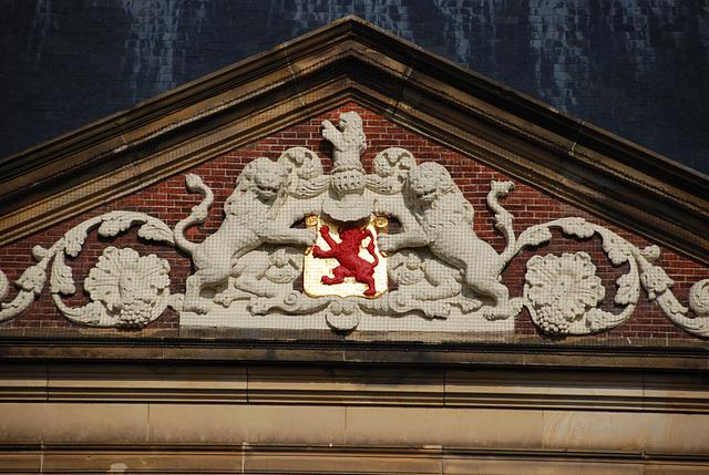 Lions of Leiden