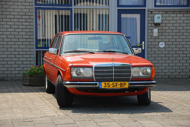 1978 Mercedes-Benz 280