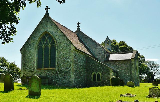 warham all saints church