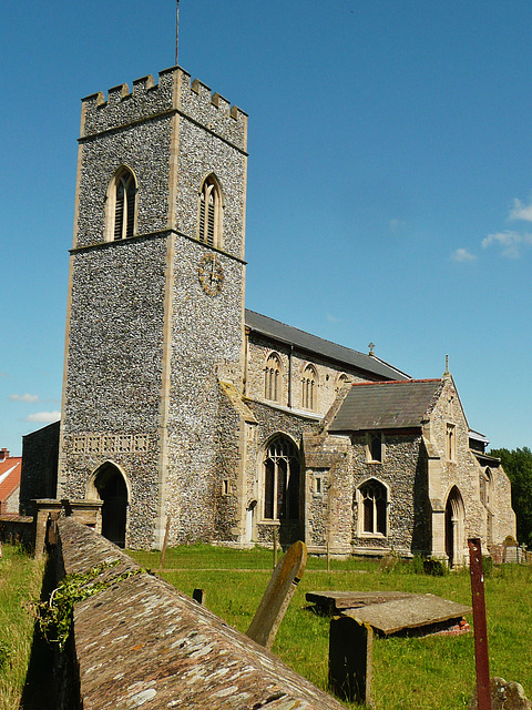 wighton church