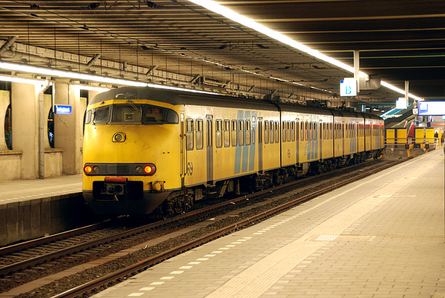 Train 505 of the Dutch national railways