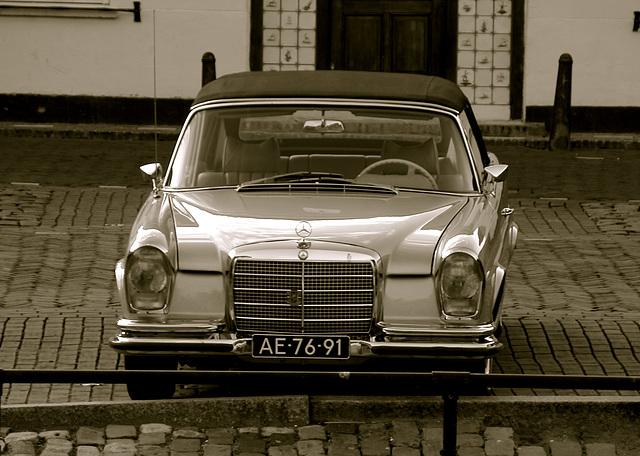 1970 Mercedes-Benz 280 SE cabriolet