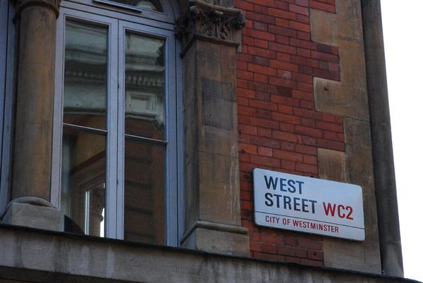 West Street WC2