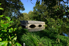River Avon at Ringwood, Hampshire