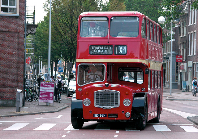 1964 Bristol Lodekka bus