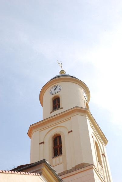 Bolkow church tower