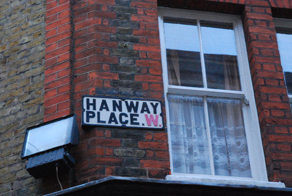 Hanway Place W1