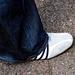 Industrie motorendag 2008: shoewear