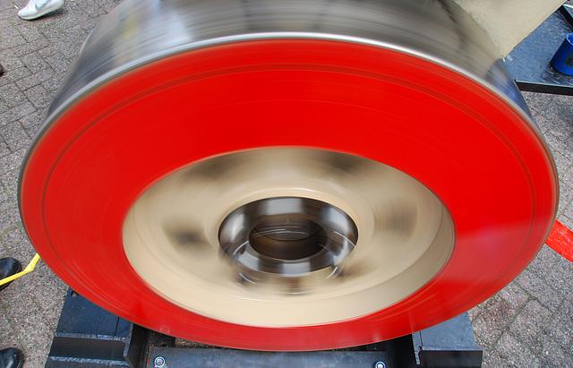 Industrie motorendag 2008: Flywheel