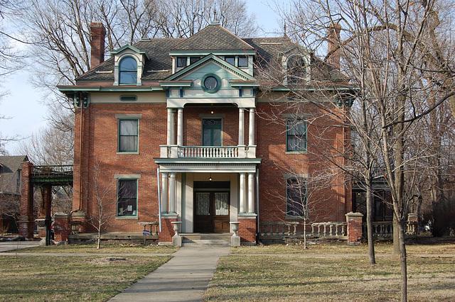 Ovid Butler House