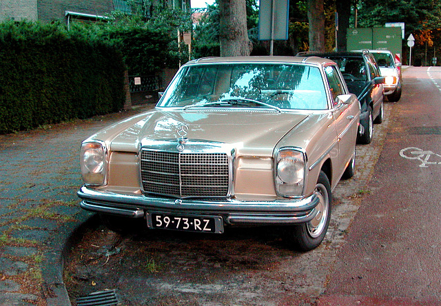 1971 Mercedes-Benz 250 C Automatic