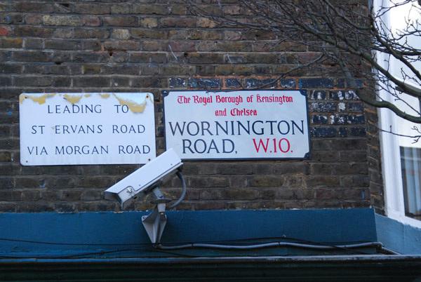 Wornington Road W10