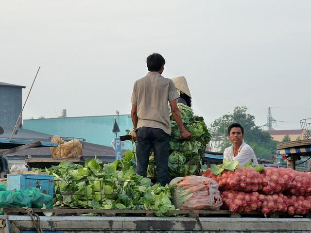 Vegetable Wholesalers