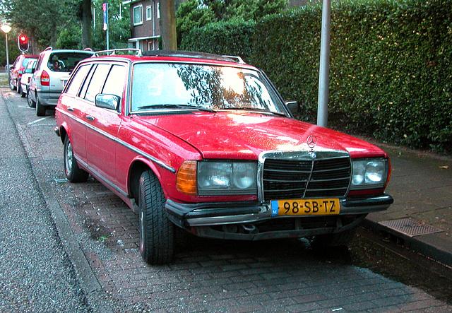 1984 Mercedes-Benz 300 TD