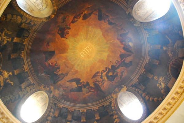 St Mary Abchurch dome