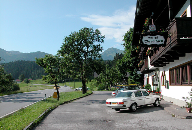 Holiday day 5: End of the day in Gasthof Oberstegen