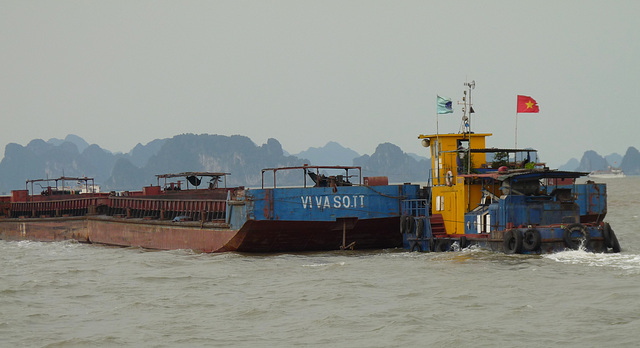 Large Barge