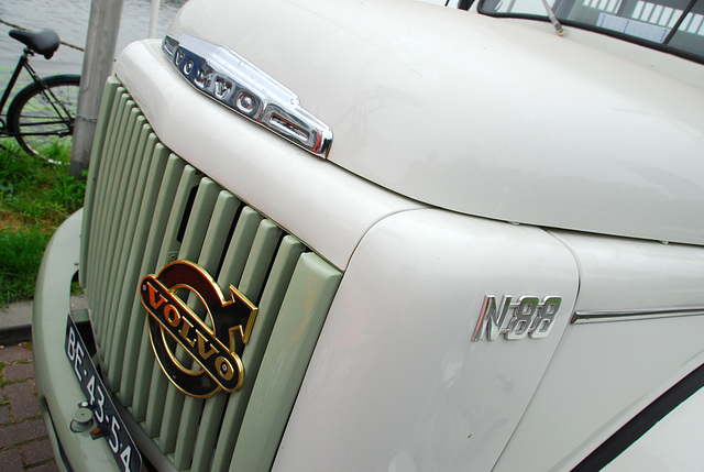 Industrie motorendag 2008: 1972 Volvo N88 truck