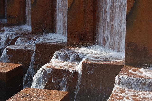 Fountain at the Locks