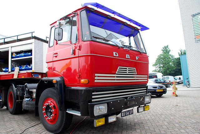 Industrie motorendag 2008: 1972 DAF FT 2000 DH 275