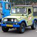 Industrie motorendag 2008: 1982 Diahatsu Taft diesel