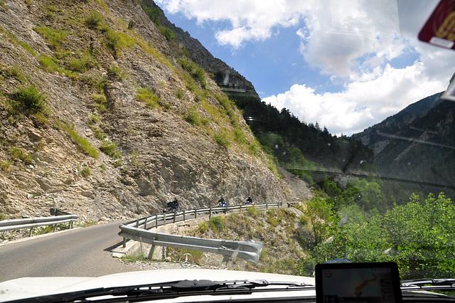 Holiday 2009 – Col de la Cayolle