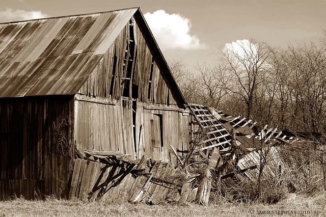 Fountain County Barn
