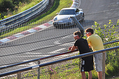 Nordschleife weekend – Onlookers