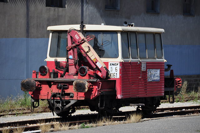 Holiday 2009 – Small working engine at Gap, France