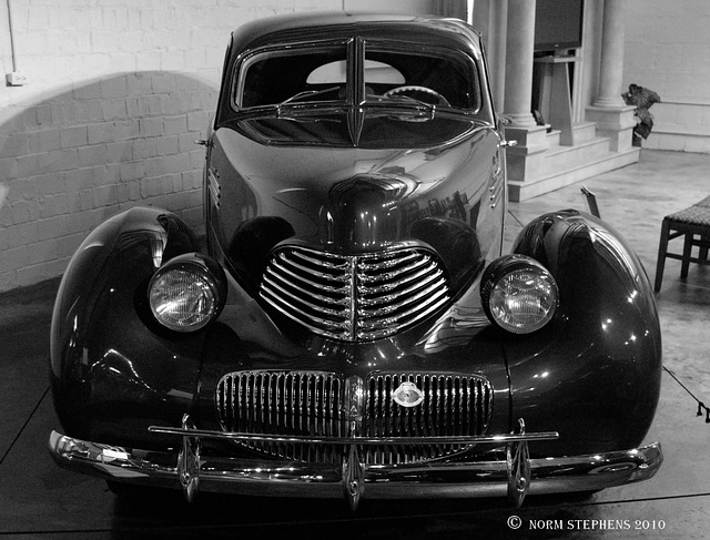 1941 Supercharged Graham Hollywood