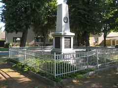 Denkmal Weltkriege Schöneiche bei Zossen
