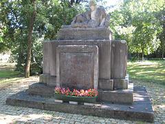 Denkmal 1.und 2.Weltkrieg Kallinchen