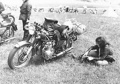1974 GP de France moto à Charade, Clermont-Ferrand