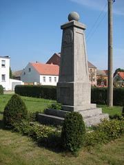 Denkmal Weltkriege Neuhof