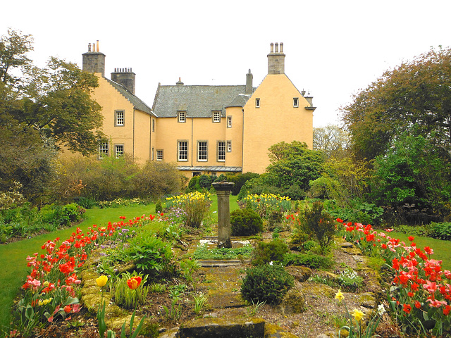 Gargunnock House and Garden