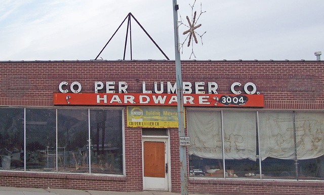 Copper Lumber Co.